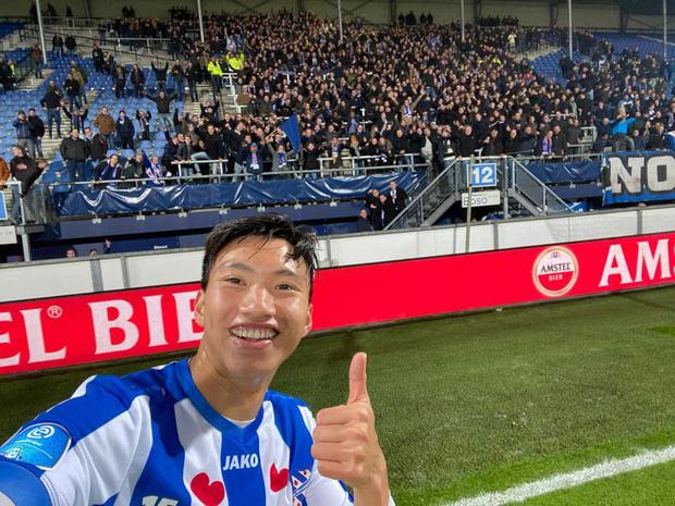 Bình luận: Văn Hậu chơi trận ra mắt đội một Heerenveen, 5 phút ngắn ngủi mở ra tương lai tươi sáng - Ảnh 3.