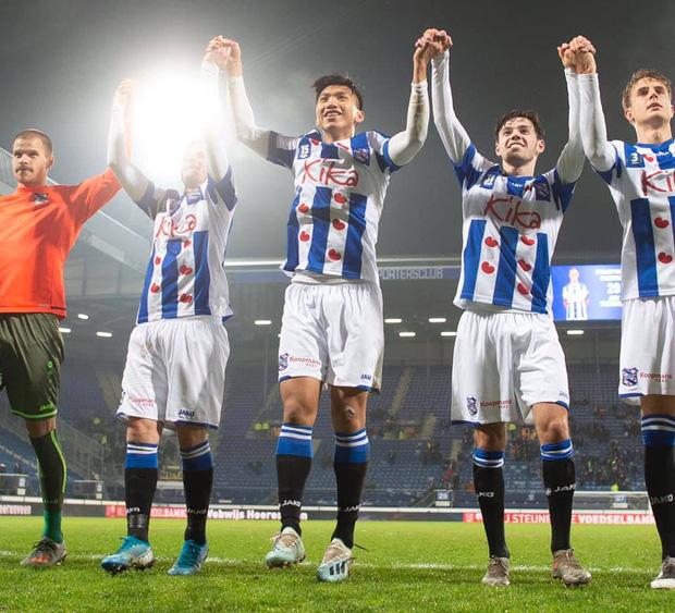 HOT: Sau bao ngày chờ đợi, Đoàn Văn Hậu chính thức đá trận ra mắt ở đội bóng Hà Lan - Ảnh 5.