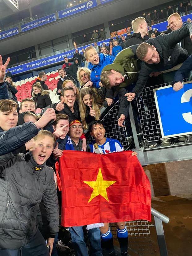Bình luận: Văn Hậu chơi trận ra mắt đội một Heerenveen, 5 phút ngắn ngủi mở ra tương lai tươi sáng - Ảnh 4.