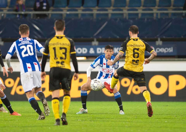 HOT: Sau bao ngày chờ đợi, Đoàn Văn Hậu chính thức đá trận ra mắt ở đội bóng Hà Lan - Ảnh 6.