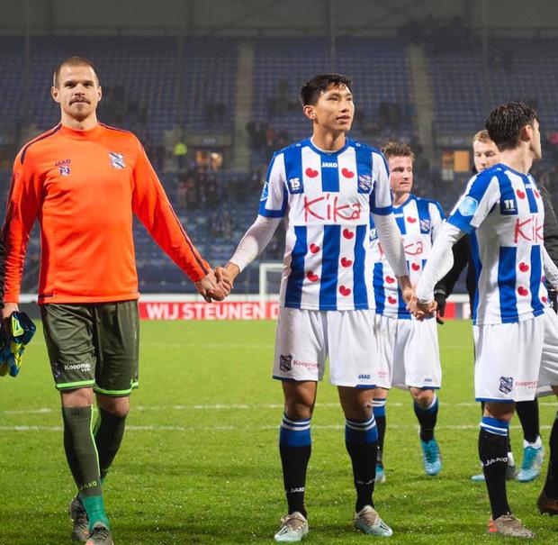 HOT: Sau bao ngày chờ đợi, Đoàn Văn Hậu chính thức đá trận ra mắt ở đội bóng Hà Lan - Ảnh 9.