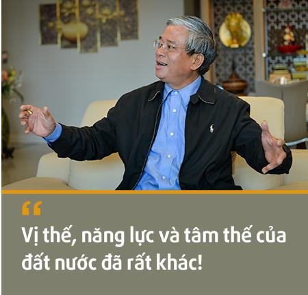 Đại sứ Phạm Quang Vinh:  Thái Lan, Malaysia... hay cả Singapore có lẽ đang thấy một Việt Nam vươn lên gần tới họ! - Ảnh 13.