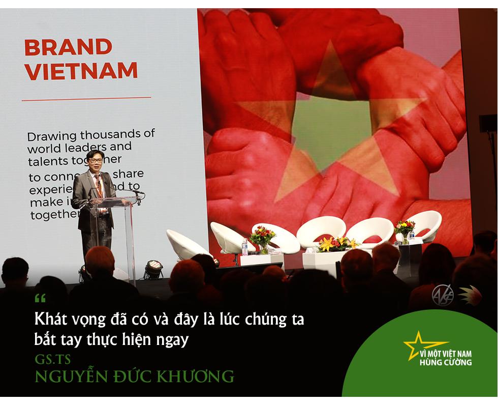 GS.TS Nguyễn Đức Khương: Để Việt Nam đi đến hùng cường, bắt đầu từ làm tốt những việc nhỏ! - Ảnh 2.