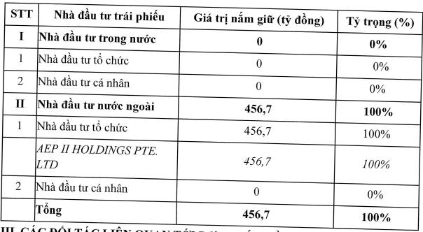 Nhựa Đồng Nai (DNP) hoàn tất phát hành 457 tỷ trái phiếu cơ cấu nợ cho AEP II Holdings - Ảnh 1.