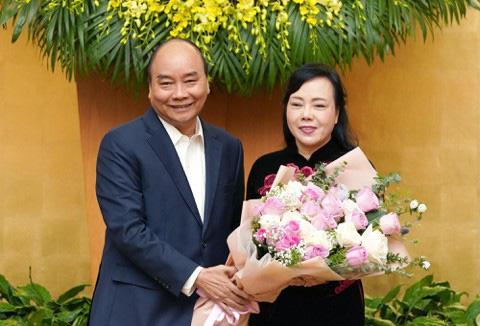 Nguyên Bộ trưởng Nguyễn Thị Kim Tiến chia tay các thành viên Chính phủ - Ảnh 1.