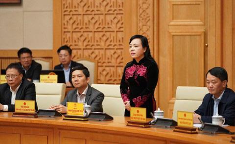 Nguyên Bộ trưởng Nguyễn Thị Kim Tiến chia tay các thành viên Chính phủ - Ảnh 2.