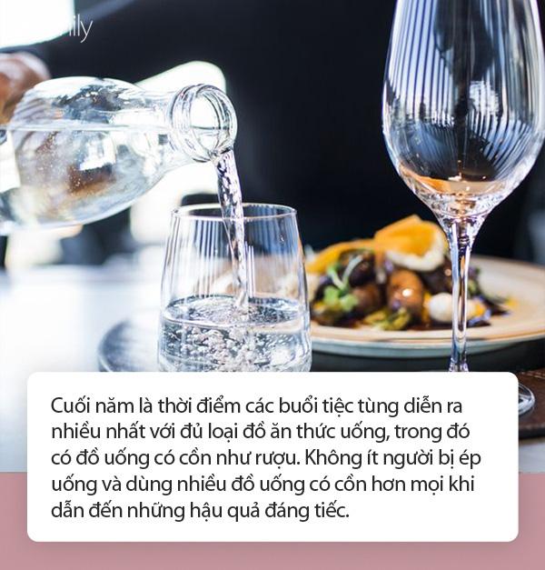 Đây chính là những lợi ích sức khỏe bạn dễ dàng có được khi từ bỏ đồ uống có cồn! - Ảnh 1.