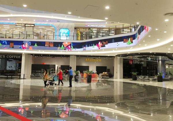 Thất vọng Aeon Mall Hà Đông, khai trương rồi hàng đóng cửa im lìm - Ảnh 17.