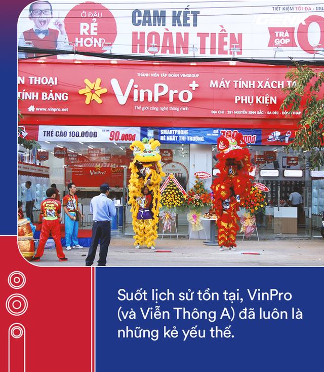 Nhìn thấu bản chất: VinPro là lợi thế khổng lồ cho Vsmart, nhưng tại sao VinGroup không tận dụng mà lại đem giải thể? - Ảnh 1.
