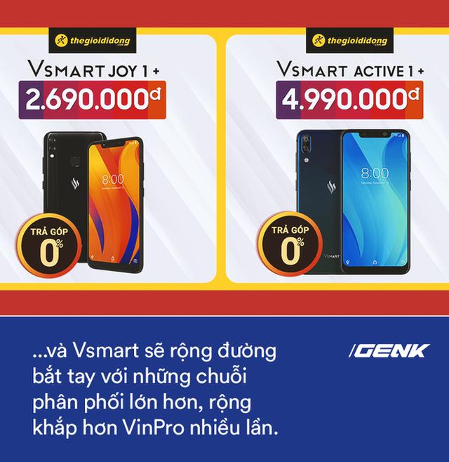 Nhìn thấu bản chất: VinPro là lợi thế khổng lồ cho Vsmart, nhưng tại sao VinGroup không tận dụng mà lại đem giải thể? - Ảnh 3.