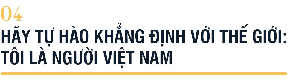 Bà Tôn Nữ Thị Ninh: Muốn Việt Nam hùng cường, không quan trọng bạn là thợ đóng giày hay nhà khoa học…, mà quan trọng phải giỏi, phải lành nghề! - Ảnh 9.