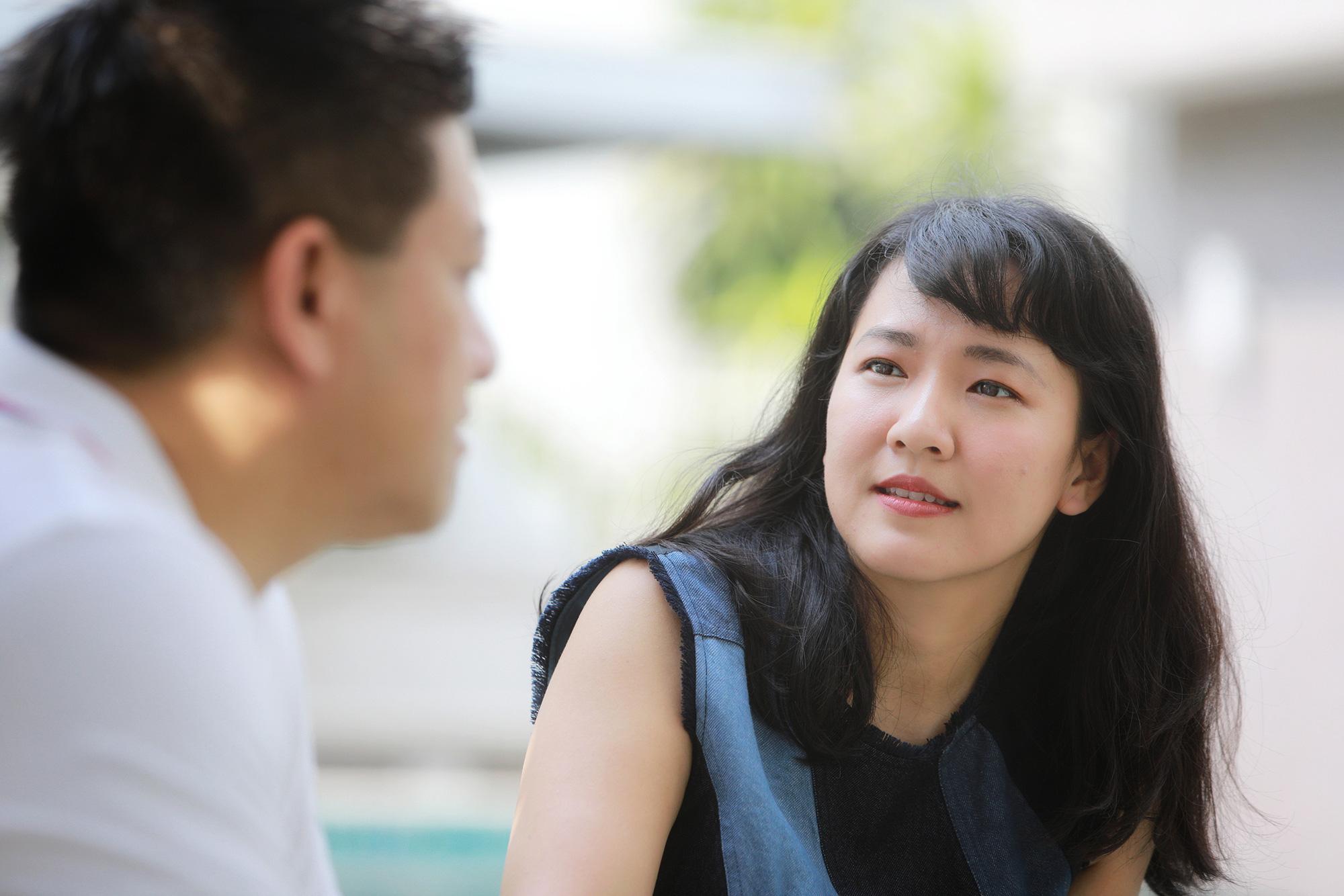Lê Diệp Kiều Trang: Số mình có lẽ không có duyên làm thuê, đam mê lớn nhất bây giờ là các startup Việt Nam! - Ảnh 4.