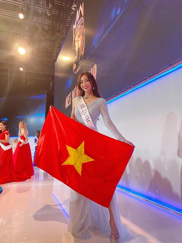 Ngỡ ngàng nhan sắc Việt lên tầm cao mới trên đấu trường quốc tế năm 2019: Hoàng Thùy và Lương Thùy Linh suýt tạo kỳ tích - Ảnh 1.