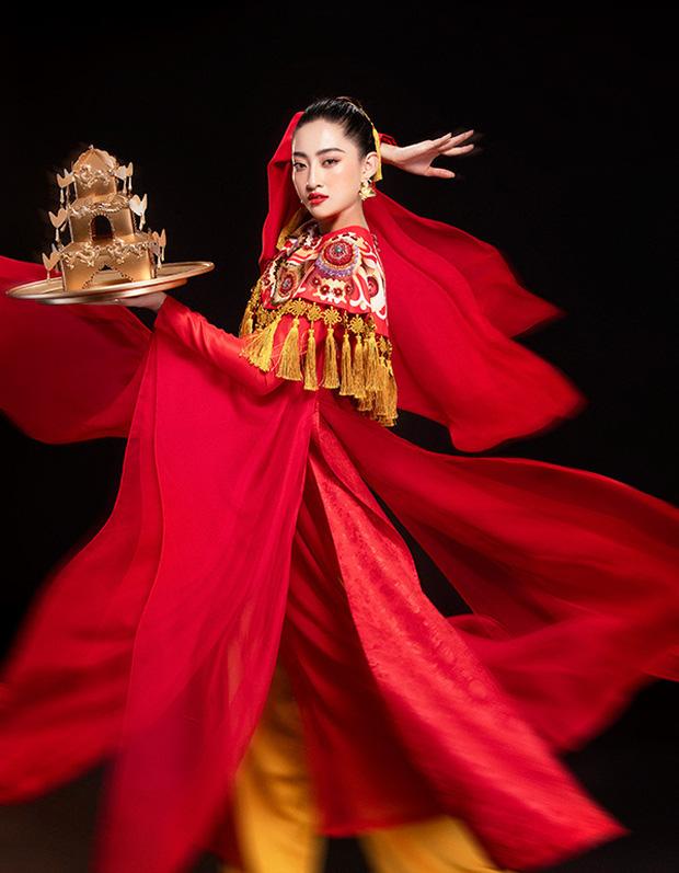Ngỡ ngàng nhan sắc Việt lên tầm cao mới trên đấu trường quốc tế năm 2019: Hoàng Thùy và Lương Thùy Linh suýt tạo kỳ tích - Ảnh 3.