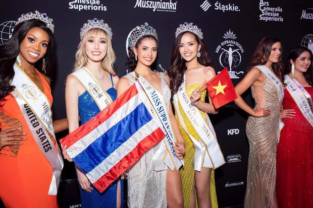 Ngỡ ngàng nhan sắc Việt lên tầm cao mới trên đấu trường quốc tế năm 2019: Hoàng Thùy và Lương Thùy Linh suýt tạo kỳ tích - Ảnh 8.