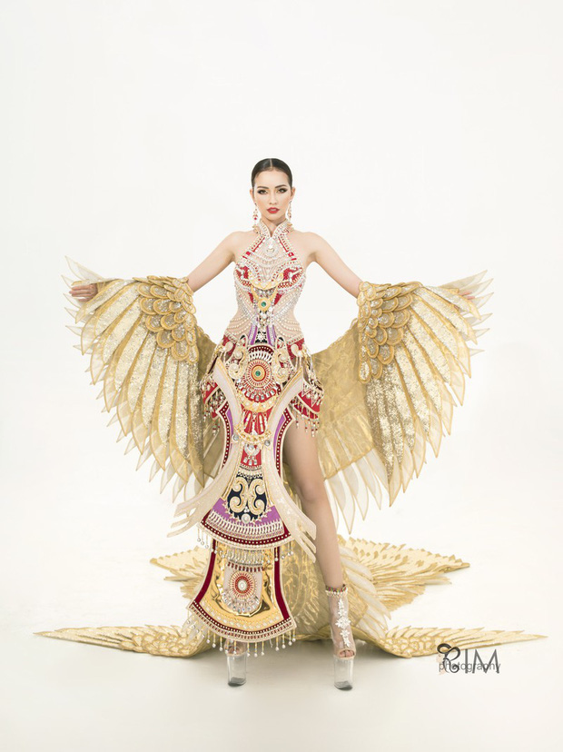 Ngỡ ngàng nhan sắc Việt lên tầm cao mới trên đấu trường quốc tế năm 2019: Hoàng Thùy và Lương Thùy Linh suýt tạo kỳ tích - Ảnh 9.