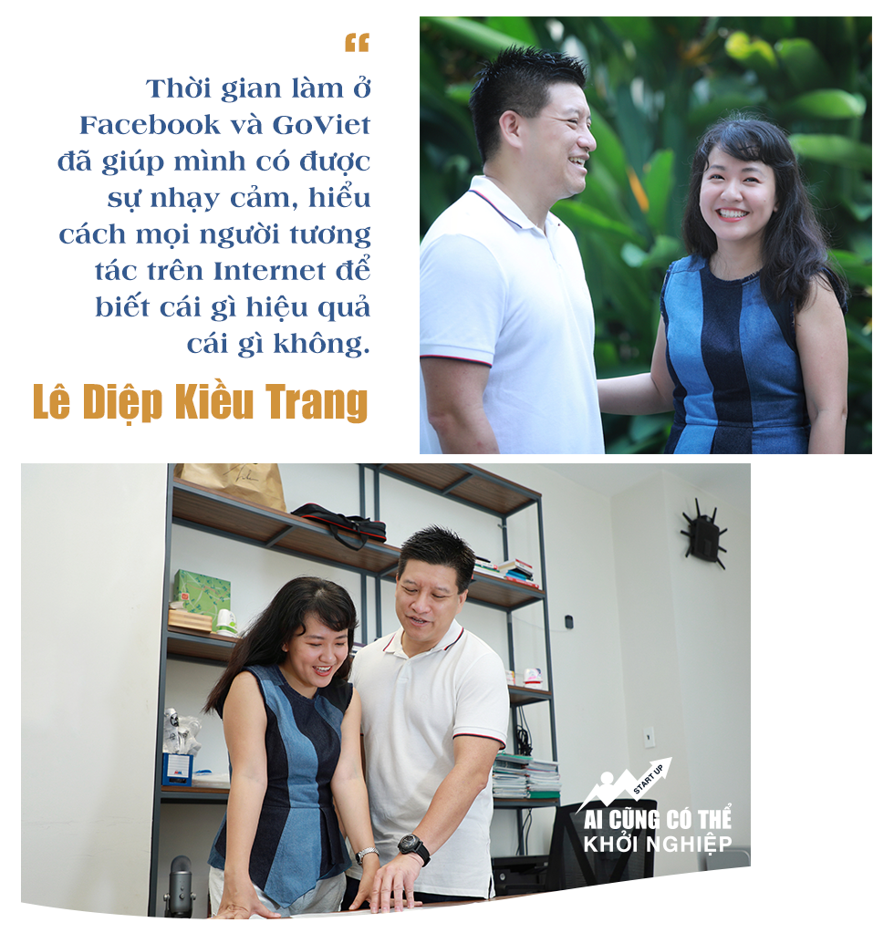 Lê Diệp Kiều Trang: Số mình có lẽ không có duyên làm thuê, đam mê lớn nhất bây giờ là các startup Việt Nam! - Ảnh 5.