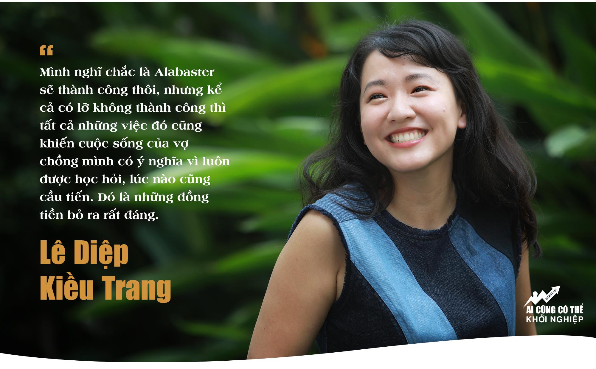 Lê Diệp Kiều Trang: Số mình có lẽ không có duyên làm thuê, đam mê lớn nhất bây giờ là các startup Việt Nam! - Ảnh 7.