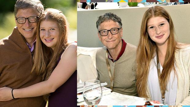 Cuộc sống của hội ái nữ nhà tỷ phú công nghệ giàu nhất thế giới: Đừng nghĩ làm con Bill Gates, Mark Zuckerberg là dễ dàng! - Ảnh 2.