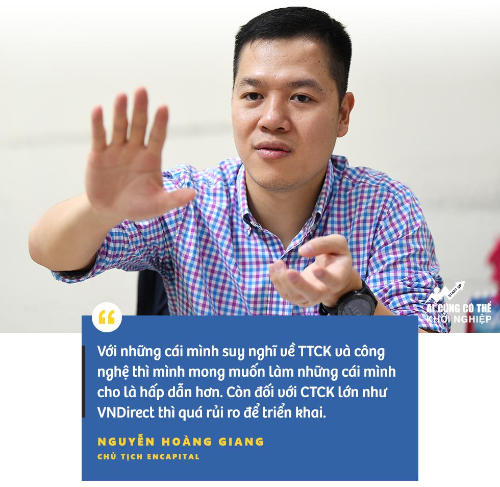 """Từ CEO chứng khoán trẻ nhất Việt Nam đến cú sốc khi làm lại từ số 0: """"Thị trường này quá rộng và cuộc chơi mới chỉ bắt đầu"""" - Ảnh 4."""