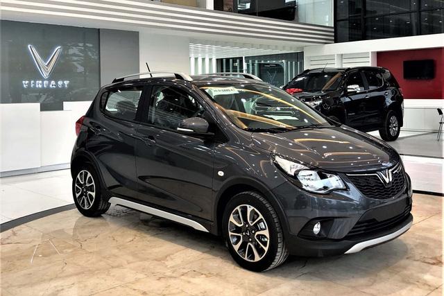 VinFast tặng ô tô cho người mua nhà Vinhomes: Mỗi căn kèm 1 chiếc Fadil, có thể đổi sang Lux với điều kiện này - Ảnh 1.