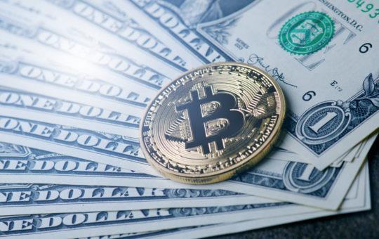 Bitcoin lại giảm 'sập sàn' - Ảnh 1.