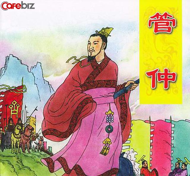 Chân dung nam thần mà Gia Cát Lượng sùng bái nhất, cũng là người giúp một triều đại của Trung Quốc phát triển thịnh vượng - Ảnh 2.