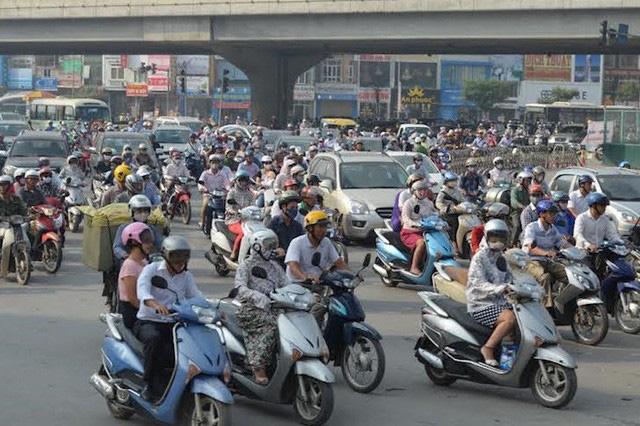 Ô nhiễm không khí đỉnh điểm - Kịch bản nào thay đổi thị trường xe máy Việt Nam? - Ảnh 2.