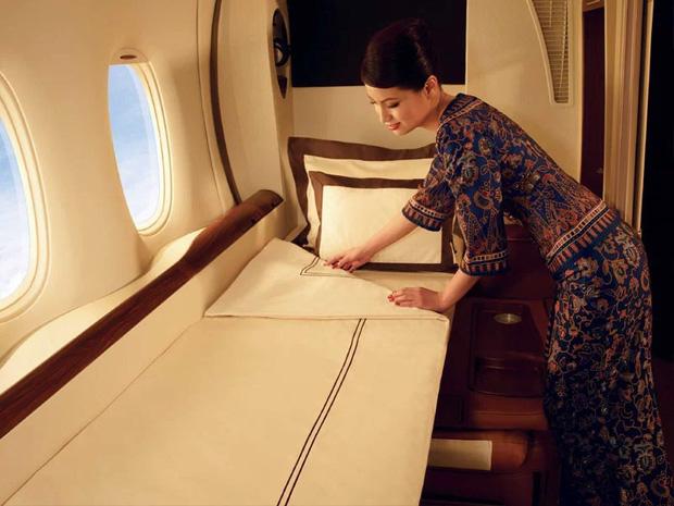 """10 chuyến bay đắt đỏ bậc nhất thế giới chỉ dành cho hội siêu giàu, nhìn ảnh thôi cũng tự thấy mình """"nghèo khổ"""" ghê! - Ảnh 1."""