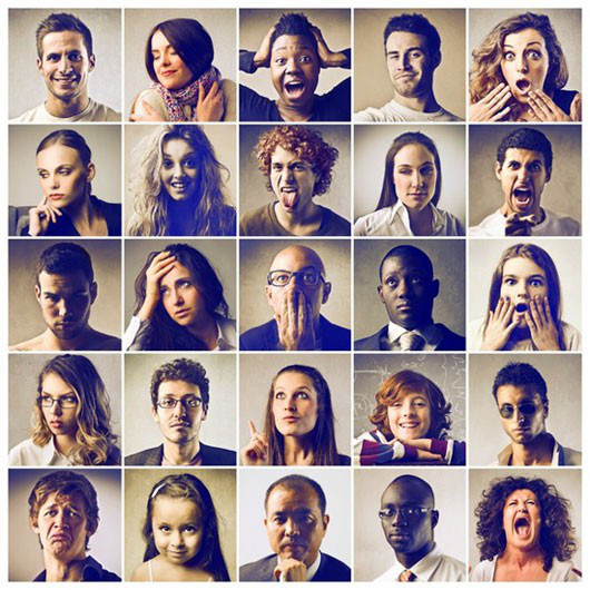1001 thắc mắc: Gần 8 tỷ người sao không mặt ai giống nhau? - Ảnh 1.