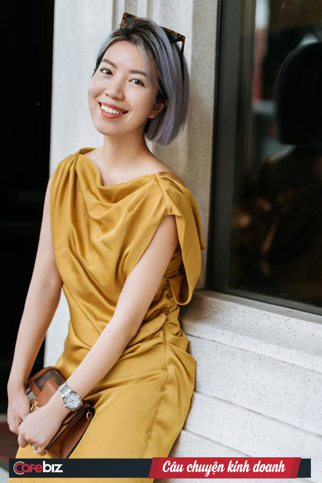Nguyễn Hà Linh – sáng lập Koh Yam Thai, chuỗi makeup, chủ quán cà phê nhưng không trang điểm cũng chẳng uống cà phê: Quan trọng là biết sales và marketing! - Ảnh 1.