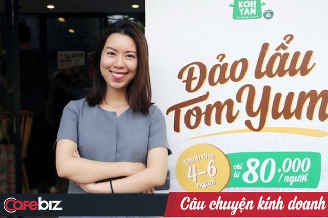 Nguyễn Hà Linh – sáng lập Koh Yam Thai, chuỗi makeup, chủ quán cà phê nhưng không trang điểm cũng chẳng uống cà phê: Quan trọng là biết sales và marketing! - Ảnh 2.