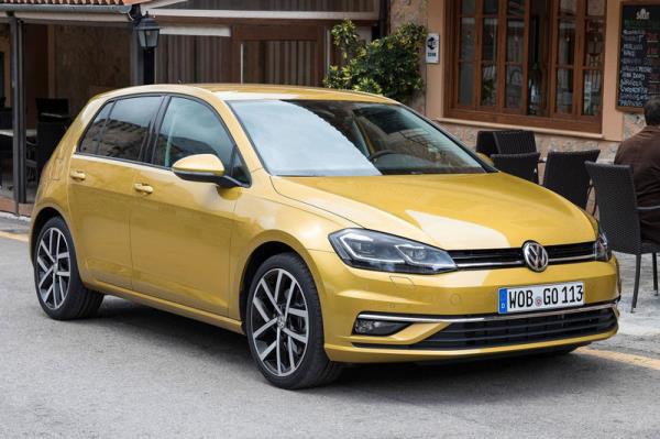 10 ô tô bán chạy nhất tại châu Âu năm 2019 - Ảnh 1.