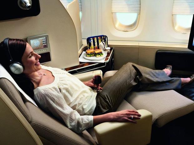 """10 chuyến bay đắt đỏ bậc nhất thế giới chỉ dành cho hội siêu giàu, nhìn ảnh thôi cũng tự thấy mình """"nghèo khổ"""" ghê! - Ảnh 3."""
