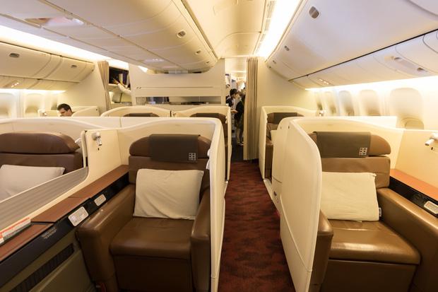 """10 chuyến bay đắt đỏ bậc nhất thế giới chỉ dành cho hội siêu giàu, nhìn ảnh thôi cũng tự thấy mình """"nghèo khổ"""" ghê! - Ảnh 5."""