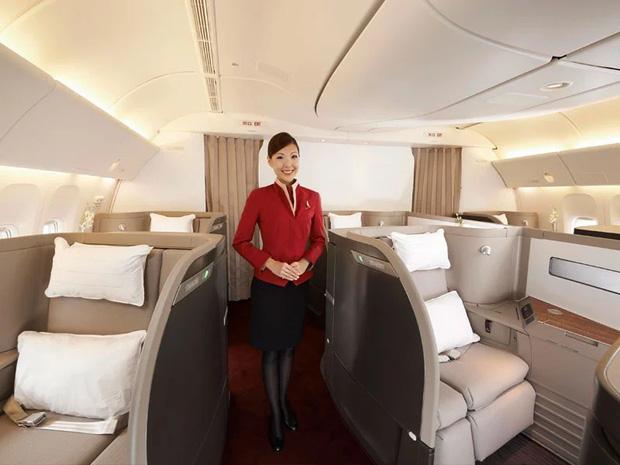 """10 chuyến bay đắt đỏ bậc nhất thế giới chỉ dành cho hội siêu giàu, nhìn ảnh thôi cũng tự thấy mình """"nghèo khổ"""" ghê! - Ảnh 10."""