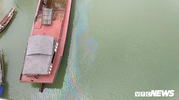 Kết quả phân tích mẫu nước sông Lam sau khi xuất hiện vệt dầu loang - Ảnh 2.