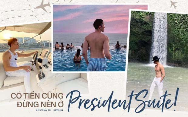 5 bài học của CEO điển trai từng du lịch qua 25 quốc gia: Có tiền cũng đừng ở phòng Tổng thống! - Ảnh 1.