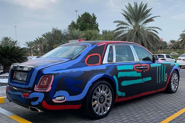 Những chiếc siêu xe Rolls-Royce Phantom độc đáo nhất thế giới - Ảnh 4.