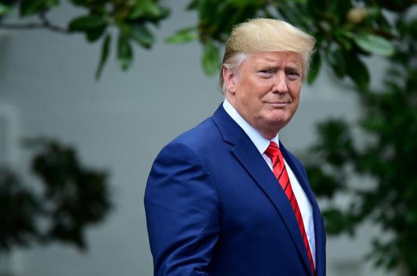Bất chấp luận tội, ông Trump được chọn là 'người đàn ông đáng ngưỡng mộ nhất' nước Mỹ - Ảnh 1.