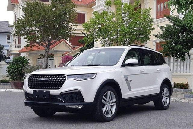 Loạt ô tô Trung Quốc đổ bộ Việt Nam năm 2019: Một số 'bung' ra thị trường với giá siêu rẻ, số khác vẫn im hơi lặng tiếng - Ảnh 4.
