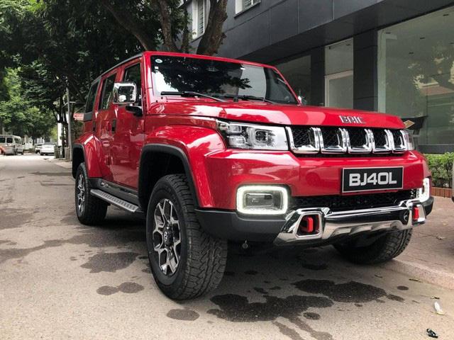 Loạt ô tô Trung Quốc đổ bộ Việt Nam năm 2019: Một số 'bung' ra thị trường với giá siêu rẻ, số khác vẫn im hơi lặng tiếng - Ảnh 5.
