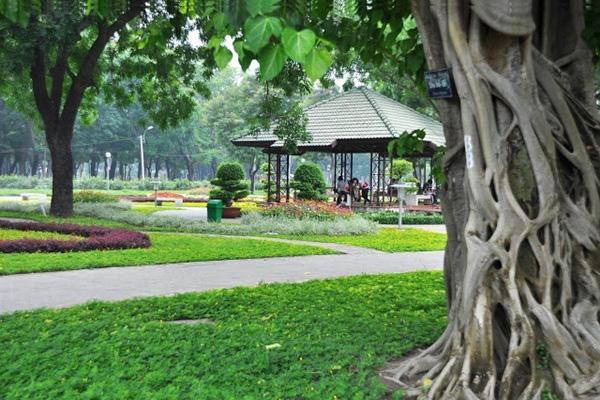 """Xây công viên 150ha trên khu đất từng bị vẽ dự án """"ma"""" - Ảnh 1."""