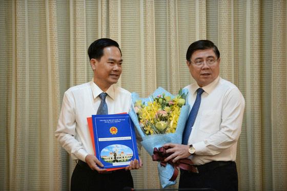 TPHCM bổ nhiệm lãnh đạo công ty Sagri và Tân Thuận - IPC - Ảnh 2.
