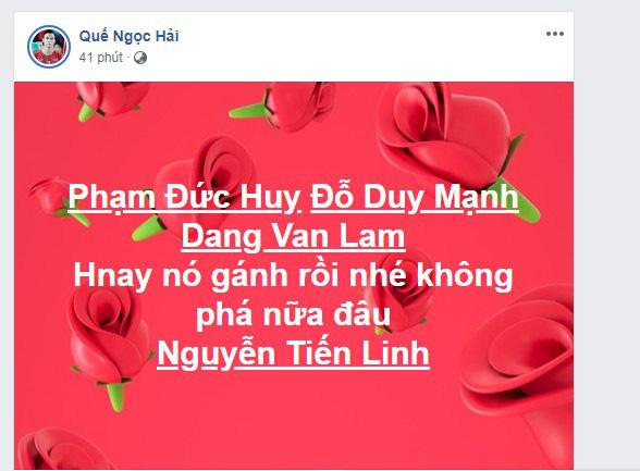 Tiến Linh chính là người hùng được MXH gọi tên nhiều nhất hôm nay: Ghi cú đúp cứu thua cho Việt Nam, tri ân Quang Hải bằng hành động cực đẹp! - Ảnh 2.