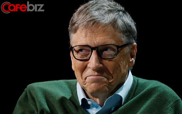 Lời khẳng định của tỷ phú bỏ học Bill Gates: Trường học là nơi có thể loại bỏ sự thắng thua, nhưng cuộc đời thì không! Trước khi làm ông chủ, hãy học cách làm thuê đã - Ảnh 2.