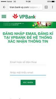 VPBank nói gì về việc khách hàng bị kẻ gian lừa đảo lấy 460 triệu đồng qua giao dịch online? - Ảnh 2.