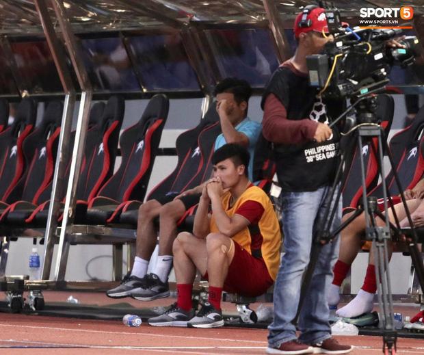 HLV Park Hang-seo báo tin buồn: Quang Hải không đá được bán kết SEA Games 30 - Ảnh 2.