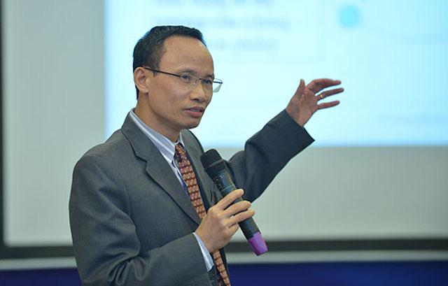 Tiến sĩ Cấn Văn Lực: Tăng trưởng tín dụng 2019 ước khoảng 13% - Ảnh 1.