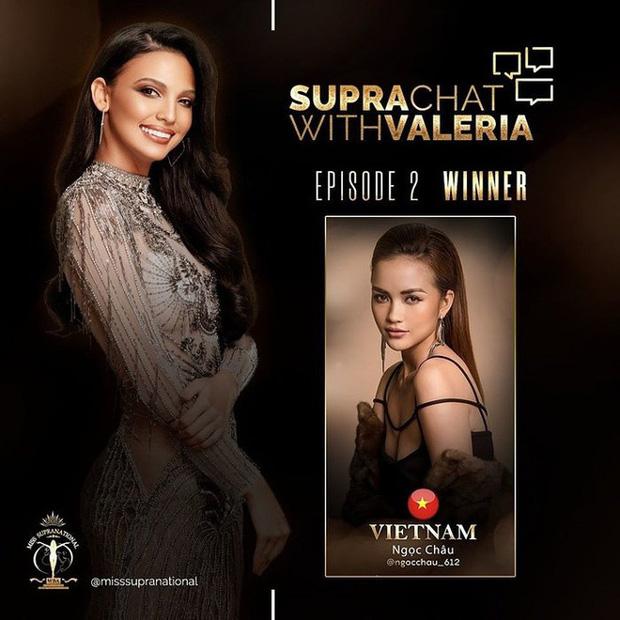 Hành trình đến Top 10 Miss Supranational của Ngọc Châu: Gặp sự cố vẫn liên tục lập thành tích, đưa Việt Nam 2 năm liền là Hoa hậu Châu Á - Ảnh 4.
